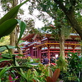 熱帯雨林の中にある謎の「平等院鳳凰堂」実際に行ってみた
