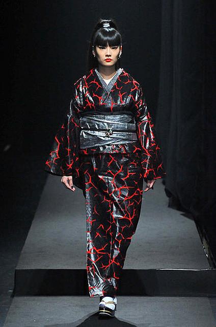 美しい着物の数々なんです!YOSHIKIの着物ブランド「YOSHIKIMONO