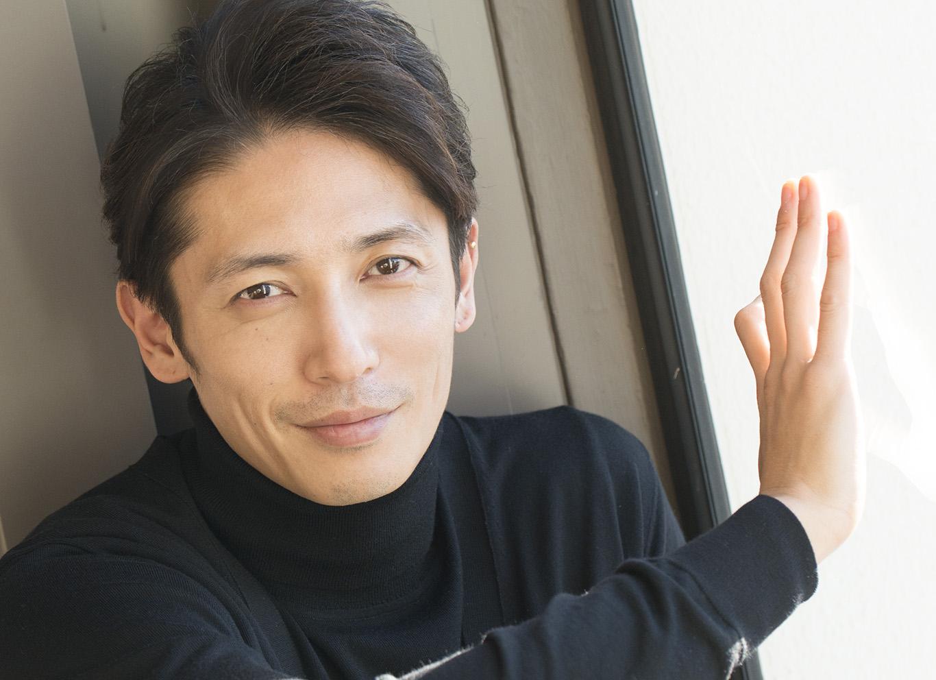 「メイクはむしろなくていい。美化しようとも思わない」玉木 宏、40代を目前に見つめる俳優像