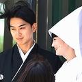 松田翔太と秋元梢の披露宴「F4」テーブルに瑛太夫妻や永山絢斗らか
