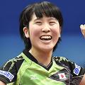 リオ五輪後に中国のトップ3を撃破「ハリケーン」と呼ばれた平野美宇