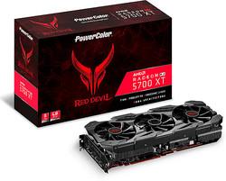 CFD販売、PowerColor製 Radeon RX 5700、RX 5700 XT搭載ビデオカードを発売
