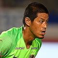 鹿島GK曽ケ端準が引退を発表(※写真は昨シーズンのもの)【写真:Getty Images】