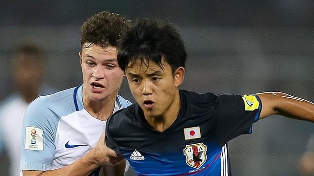 [画像] 久保建英がゴール!U-19日本代表、ブラジル相手に敵地で快勝する