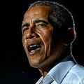 バラク・オバマ前米大統領。フロリダ州マイアミで(2020年11月2日撮影)。(c)CHANDAN KHANNA / AFP