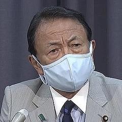 【悲報】麻生財務相、東京オリンピックを終えて「みんな手のひら返しは今回も同じだった」