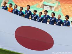 アジア大会準決勝でUAEと対戦するU-21日本代表