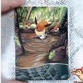 ポケモンカードをキャンバス代わりにした作品 TikTokで公開