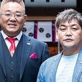 サンドウィッチマン(左から)伊達みきお、富澤たけし 撮影/吉岡竜紀