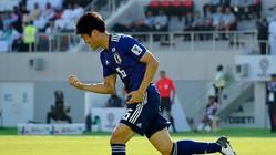 冨安健洋、殊勲の代表初ゴールをもう一度見よう!完璧ヘッドだ