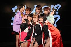 7人組になった夢みるアドレセンス Photo:佐藤友昭