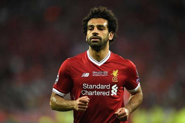 サラーは「肩の靭帯捻挫」 エジプト協会が検査結果発表、W杯出場は「楽観的」