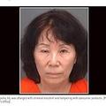 人気アイスクリーム店に忍び込んだ女(画像は『Tampa Bay Times 2019年7月9日付「Woman faces felony charges for spitting in ice cream, urinating in buckets at Indian Shores shop, police say」(Pinellas County Sheriff's Office)』のスクリーンショット)