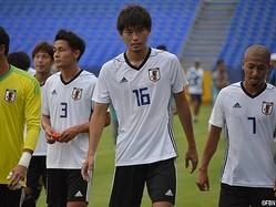 U-22日本代表DF町田浩樹(鹿島)