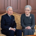 上皇陛下とともに「仙洞仮御所」で過ごされる美智子さま(2020年12月2日・宮内庁撮影)