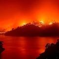 昨年発生した山林火災のひとつは殺人を隠ぺいするための放火が原因だったことがわかった/Noah Berger/AP