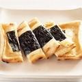「お揚げのチーズ焼き」/料理:沼口ゆき 撮影:福岡拓