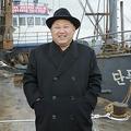 朝鮮人民軍第15号水産事業所を現地指導した金正恩氏(2016年12月15日付労働新聞より)