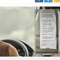 タクシー運転手のユニークな取り組みに「体験してみたい」の声も(画像は『Republic World 2021年5月2日付「'Creepy, Karaoke, Drunk...': Taxi Driver Offers Passengers Ten Ride Options To Choose From」(Image Credits: Unsplash/Reddit)』のスクリーンショット)