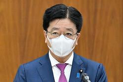 加藤勝信氏。転機は大臣秘書官になった時、そして自民党が政権を奪還した時だった