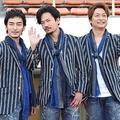 元SMAP3人がファンミーティングを開催 お見送りもありファンから好評