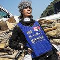 SUGIZOが岡山・真備町で「現場監督」に ボランティアへの呼びかけも