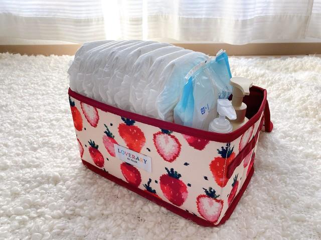 【雑誌の付録活用法】2歳女の子ママは付録のマルチBOXこう使ってます!