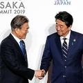 日韓反応に「実力差」中国で報道
