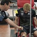 ボタフォゴの医師が驚く本田圭佑の体 「まさにスポーツ選手」