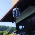 チリンチリンと涼しい風鈴(画像はイメージ)