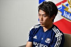 ルーキーイヤーで出番を掴む。プロとしての自覚は早い段階で出てきたという。写真:金子拓弥(サッカーダイジェスト写真部)