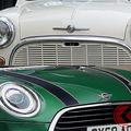 日本でナンバーワンの輸入車ミニ ライフスタイルに合ったボディが魅力