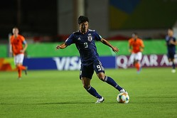 U-17日本代表の若月 photo/Getty Images