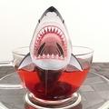 ど迫力「サメ」のティーバッグ