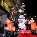 ディズニーのツリーやラッピング電車が出現、渋谷ヒカリエや東急百貨店のクリスマスイベント