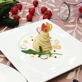 優勝した「ホテル イル・パラッツォ」のユニークなポテトサラダ