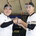 トレードでヤクルトから巨人へ移籍した廣岡大志(C) Kyodo News