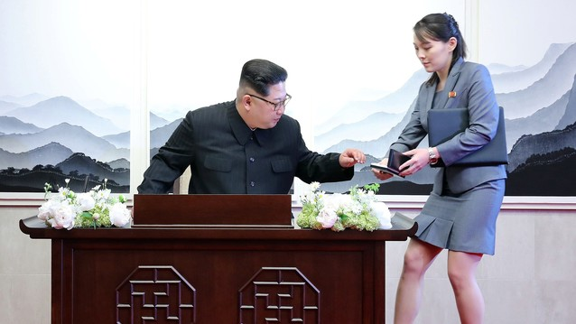 正恩夫人は紫スーツ、妹はミニ…北朝鮮「ファッション激変の狙い」