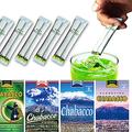 外国タバコのようなパッケージなのに、中身はお茶「鹿児島チャバコ」