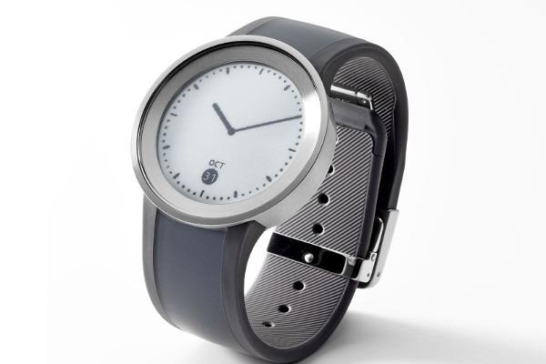 [画像] ソニー、電子ペーパー腕時計のエントリーモデル「FES Watch UL」