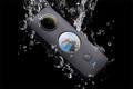 新たに水中撮影に対応、AI編集機能を強化した360度カメラ「Insta360 ONE X2」