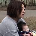 泣きながら撮影…美奈子に密着