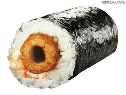 くら寿司、恵方巻きラインナップに「なんだこれは!?巻」