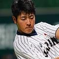 侍ジャパンの6番を務める巨人・岡本和真【写真:Getty Images】
