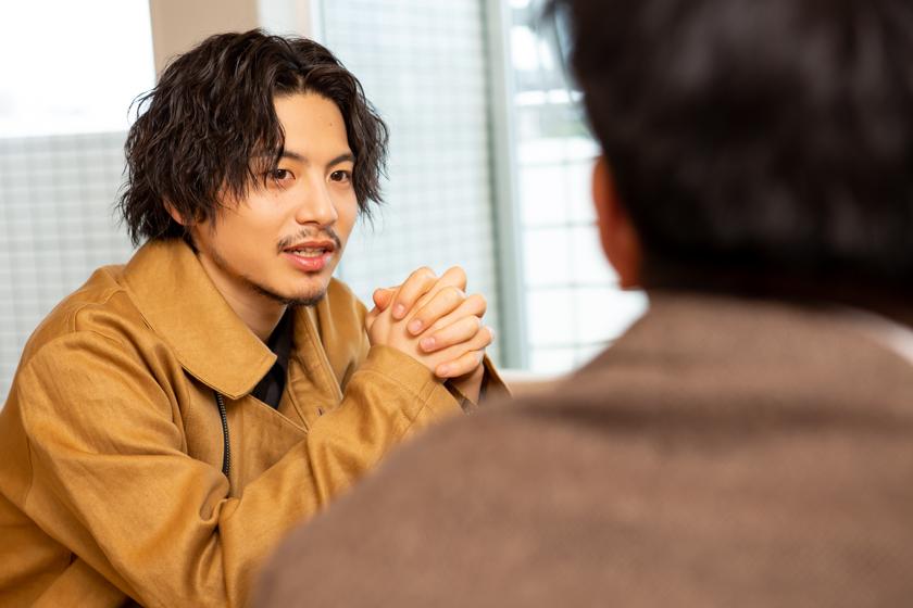腹割って同じ未来を分かち合うのが、僕らの関係。宮崎秋人×マネージャー対談