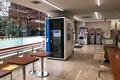 セブン-イレブン飯田橋升本ビル店に設置されているテレキューブ(テレキューブサービス株式会社提供)
