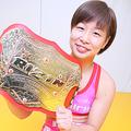 大晦日、「RIZIN女子スーパーアトム級トーナメント」を優勝した浅倉カンナ。試合後にRENAから「笑顔で『絶対やり返す』と宣告されてゾクッとしました(笑)」