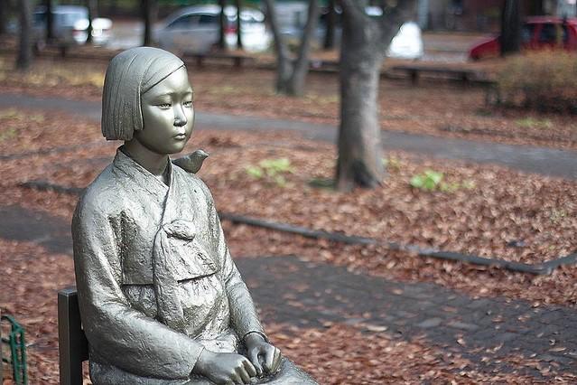 [画像] ドイツでの「平和の少女像」設置に対する日本政府による恥ずべき抗議。現地でも反発広まる