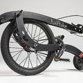 立ち漕ぎに特化した三輪自転車「Halfbike 3」折り畳みも可能に