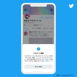 Twitterブログより